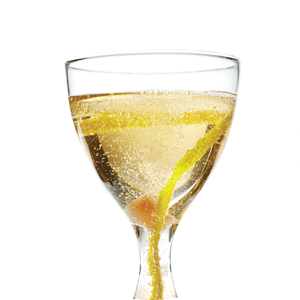 Food & Wine Champagne Cocktail