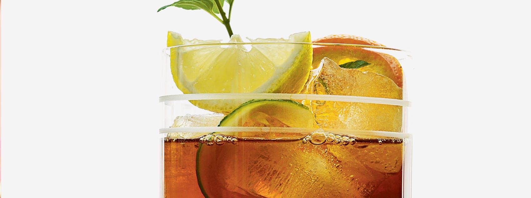 Food & Wine Pimm's Iced Tea