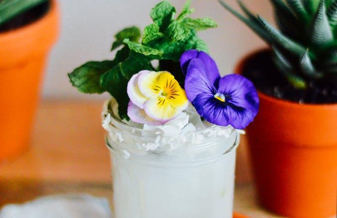 Tropical Coconut Margarita