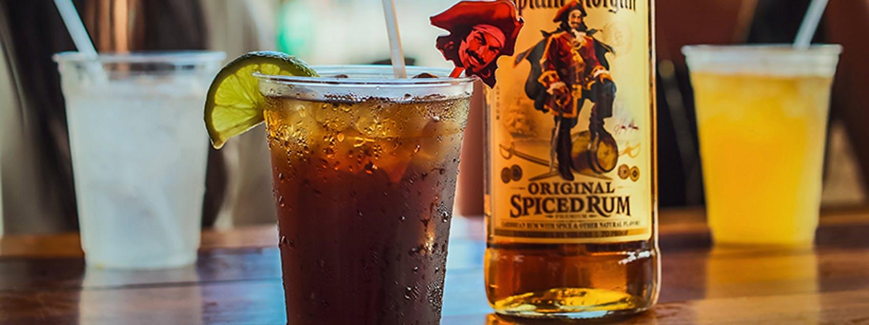 Captain Morgan's Cuba Libre